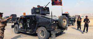 Baghdad: «È l'ora dell'attacco di terra a Mosul». Ma l'Isis ha scudi umani