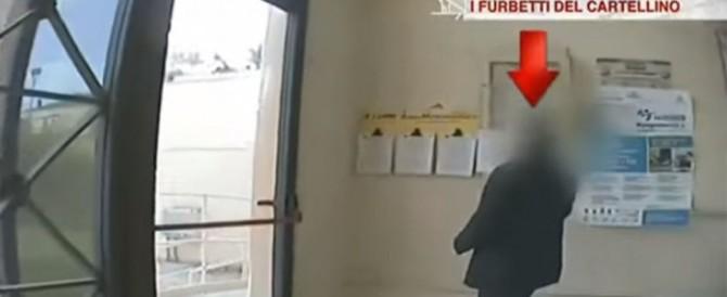 Scandalo a Caserta, 25 rinvii a giudizio per i furbetti del cartellino di una Asl