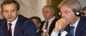 Finalmente Gentiloni ci ripensa: forse è meglio abolire le sanzioni alla Russia