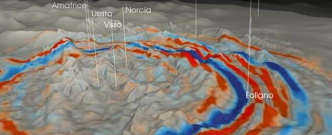 Terremoto, dai satelliti informazioni preziose: indicano le aree più a rischio