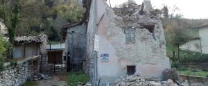 Terremoto: a Villa Sant'Antonio primo pensiero gli anziani