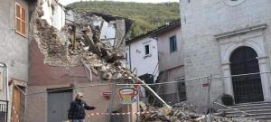 Terremoto: replica 3,4 a Castel Sant'Angelo sul Nera, crolli