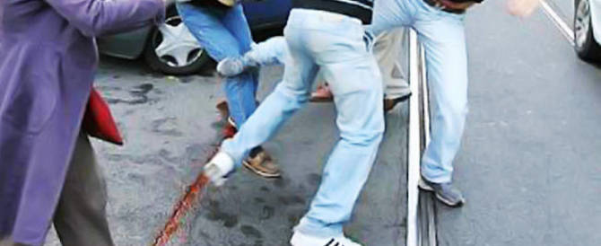 Immigrati, maxi-rissa a Cagliari tra ubriachi e clandestini. Tre arresti