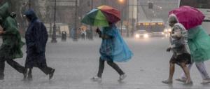 Caronte addio: in arrivo sull'Italia aria più fresca e temporali