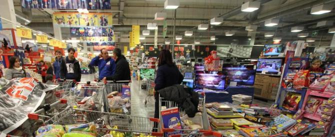 Più di cento denunce per furto di alimenti: romeno subito in libertà