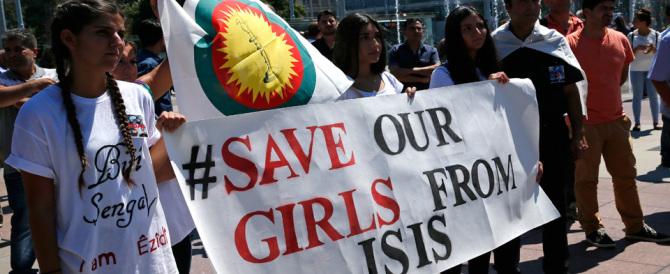 12enne racconta l'orrore dell'Isis: «Ci stupravano, ci minacciavano. Volevo morire»