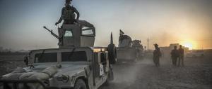 In corso la battaglia finale per la riconquista di Mosul: l'Isis arretra