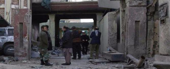 Afghanistan, l'Isis fa strage di civili: 36 morti. Ucciso il comandante