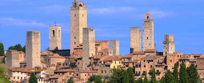 Il patrimonio italiano dei borghi medievali sui media di tutto il mondo