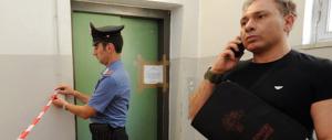 Ladro egiziano bloccato in ascensore: liberato (e arrestato) dai carabinieri