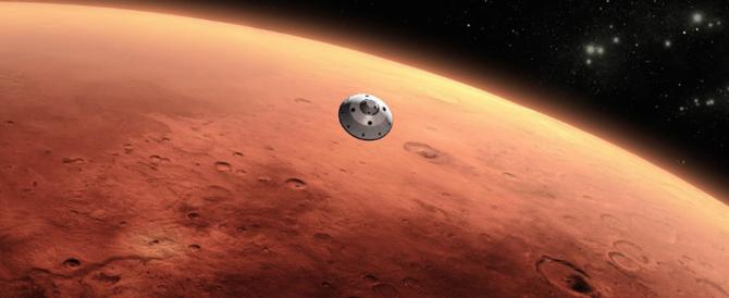 La bufala spaziale di Obama per aiutare Hillary: «Un uomo su Marte nel 2030»