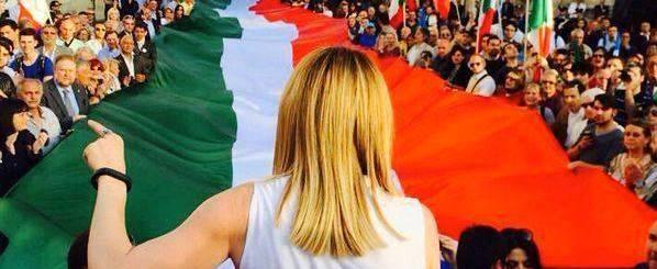 """""""Mai larghe intese"""": Giorgia Meloni chiude la porta in faccia ad Alfano"""