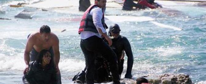 Migranti e profughi, 30 le vittime di naufragio nelle ultime 24 ore