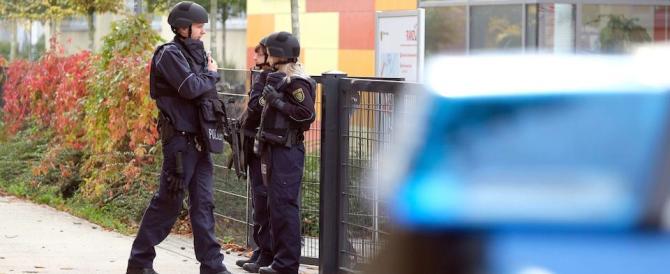 Minacce di strage in 7 scuole di Lipsia: allarme rientrato. «Macabro scherzo»?