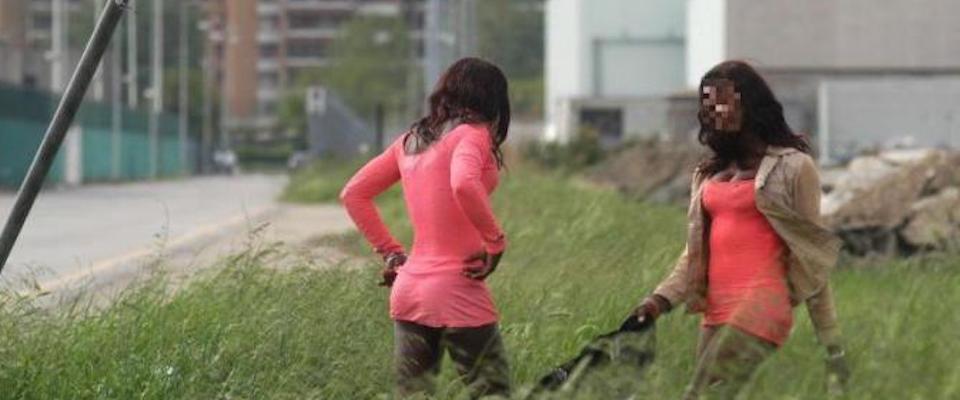 nigeriani prostituzione