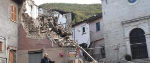 La conta dei danni è devastante. Evacuati gli ospedali, centri storici sventrati