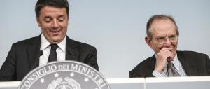Mps, grazie a Renzi e Padoan la banca americana fa asso pigliatutto