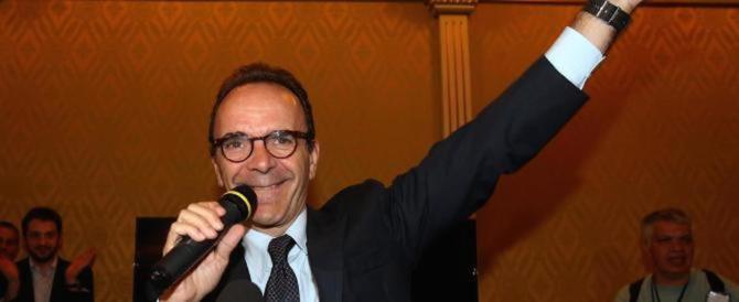 Lazio, il candidato governatore è Parisi. Il centrodestra trova l'accordo
