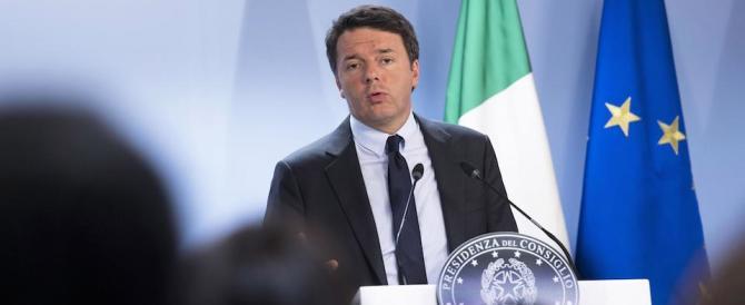 Abuso di Renzi, scrive agli italiani all'estero: «Votate Sì». Schifani: «Fare chiarezza»