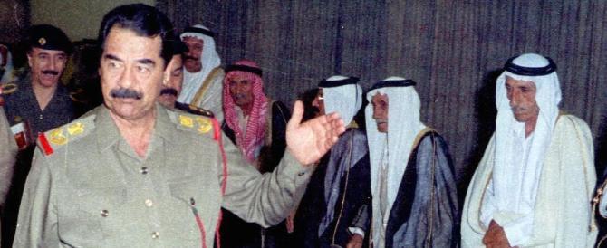 Una camera delle torture di Saddam Hussein nel cuore di Manhattan?