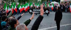 Presente di Ramelli, la Corte d'Appello: «Il saluto romano non fu reato»