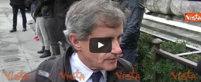 Proposta di legge salva-italiano presentata dal centrodestra a Firenze (video)