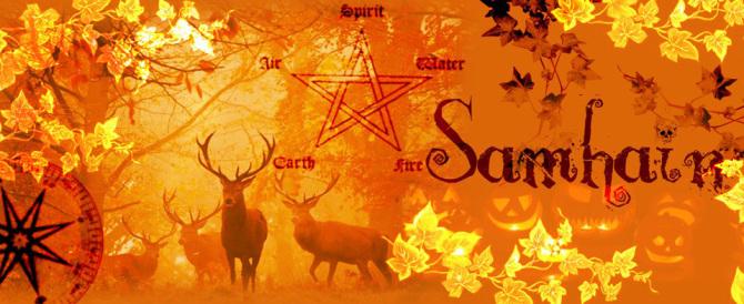 """Samhain, capodanno per gli antichi Celti. E il rito """"mutuato"""" di Halloween"""