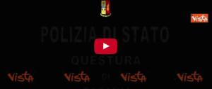 Arrestato uno scippatore seriale a Catania: colpiva le donne (video)