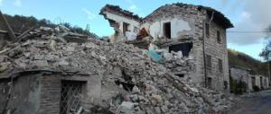 Il VVFF Mazzanti racconta il terremoto: «Ho visto interi paesi polverizzarsi»