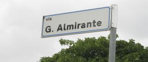 """Sala dice no a """"Via Almirante"""", il peso della storia e il dovere della verità"""