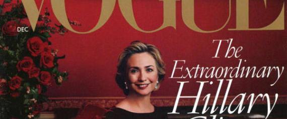 Anche Vogue corre dalla Clinton: «Ma che brava, sostiene i diritti Lgbt…»