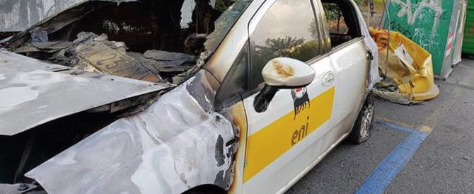 Genova, gli anarchici rivendicano il rogo all'auto Eni. Via alla campagna militare