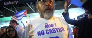 Voci fuori dal coro: «Castro? Un feroce dittatore». E persino Saviano…