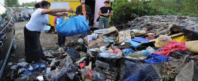 Blitz dei carabinieri al campo rom della Favorita: spunta latitante ricercato da anni