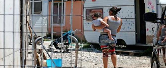 Roma, 800 euro mensili ai Rom per pagarsi l'affitto. Opposizioni sul piede di guerra