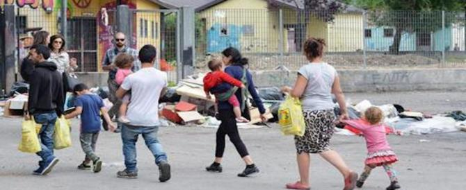 Asti vota la chiusura dei campi nomadi: e il consiglio comunale approva (fotogallery)