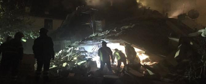 Il crollo della villetta di Bagno a Ripoli: si piange la morte della mamma