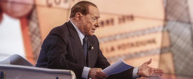 Berlusconi, programma in sei punti. E lavora all'Albero della libertà