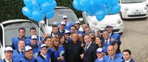 """Berlusconi all'attacco: """"Non ho eredi, Renzi è la casta, riunirò il centrodestra"""""""