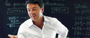 Renzi emula Grillo ed esterna anche lui in romanesco: «Lo stadio? E famolo!»