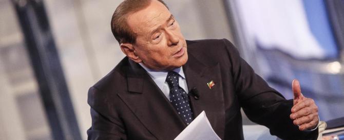 Berlusconi: «Occorre mettere insieme Parisi e Salvini. Ci siamo quasi»
