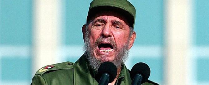 """Castro, il """"libro nero"""" dei dissidenti perseguitati e uccisi. 1,2 milioni fuggiti da Cuba"""