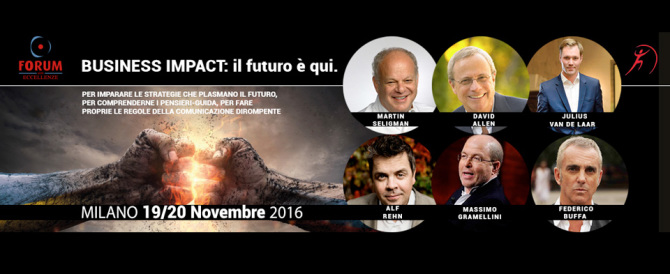 Forum delle Eccellenze: il 19 e 20 l'evento di Performance Strategies
