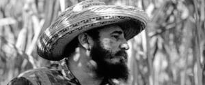 Fidel Castro nel 1966 in una piantagione di Canna da zucchero cubana