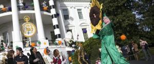 Halloween alla Casa Bianca. La festa organizzata per Obama