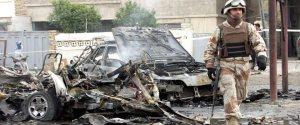 Iraq, scenari di guerra vicino Baghdad