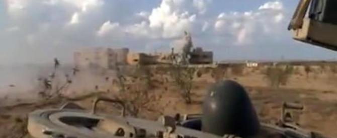 L'isis rivenica l'agguato nel nord del Sinai costato la vita a 8 soldati egiziani