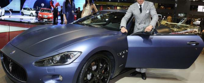Lapo Elkann si arrende ai collezionisti: in vendita le sue Maserati più chic