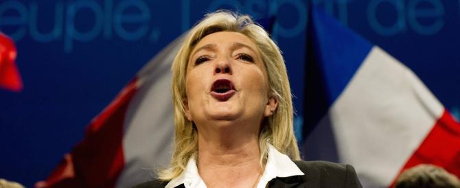 Presidenziali francesi, Marine Le Pen in campo «in nome del popolo»