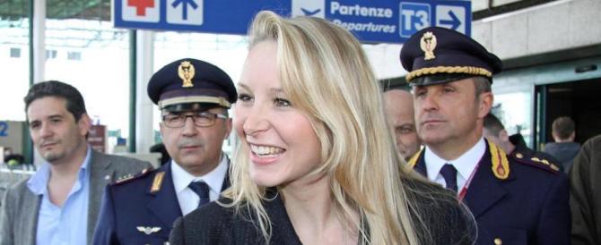 Marion Le Pen a Firenze il 25 novembre: «Una nuova Europa è possibile»